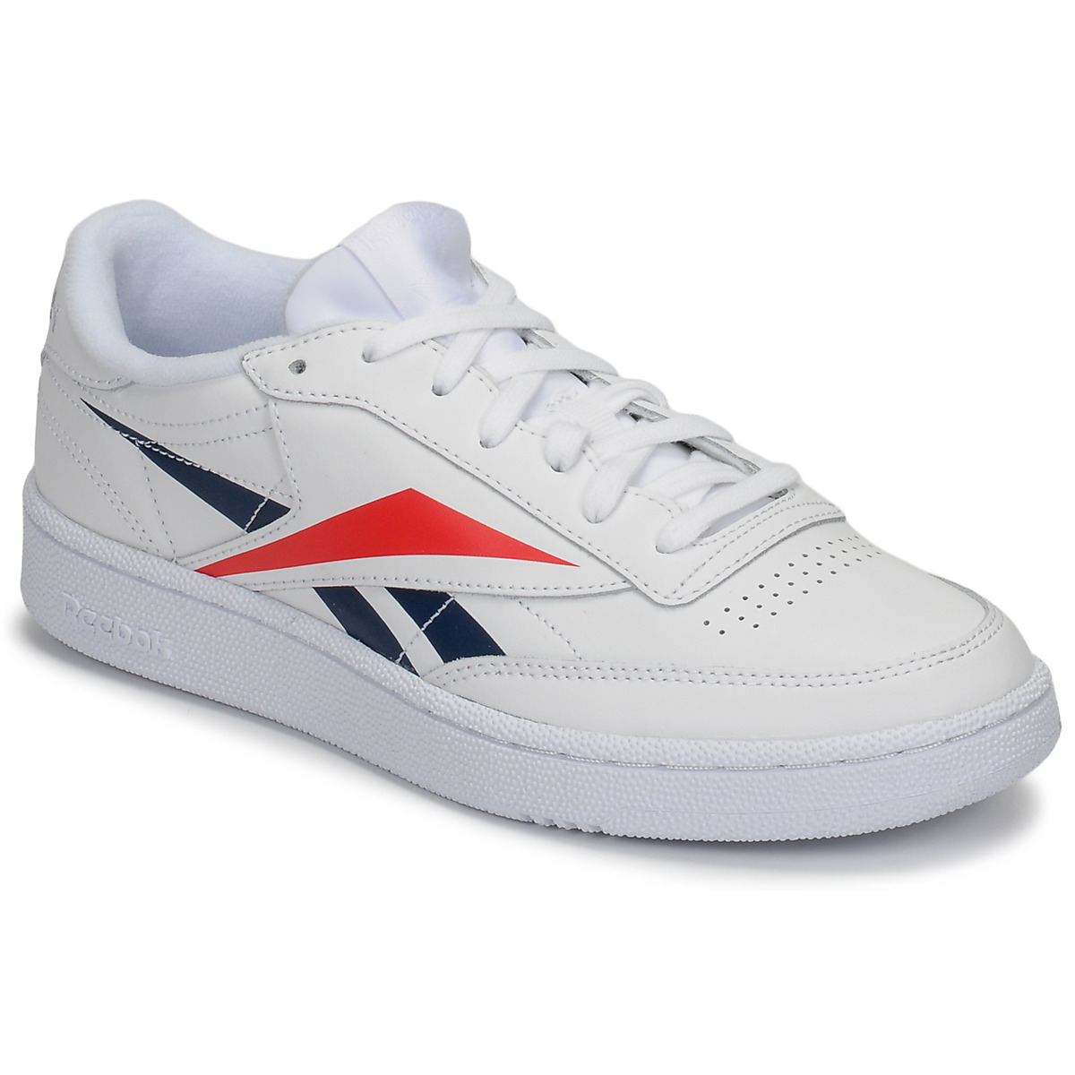 reebok white club c 85 mu trainers