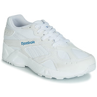 Shoes Women Low top trainers Reebok Classic AZTREK White / Blue