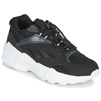 Shoes Women Low top trainers Reebok Classic AZTREK DOUBLE MIX L Black