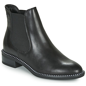 Shoes Women Mid boots Tamaris MANISA Black