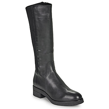 Shoes Women Boots Unisa DOGUI Black