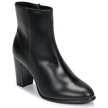 Shoes Women Ankle boots Unisa UGO Black