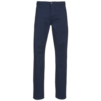 material Men chinos Dockers ALPHA KHAKI SLIM TAPERED STRETCH TWILL      MARINE