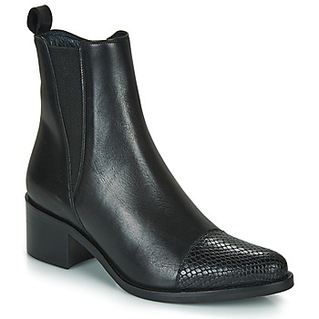 Shoes Women Ankle boots Myma PETULA Black