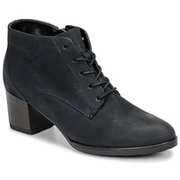 Shoes Women Ankle boots Ara 16915-77 Blue