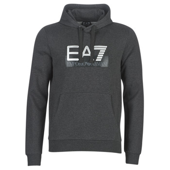 material Men sweaters Emporio Armani EA7 6GPM17-PJ07Z-3909 Grey