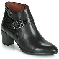 Shoes Women Ankle boots Hispanitas RITA Black