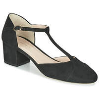Shoes Women Court shoes Jonak VALONGO Black