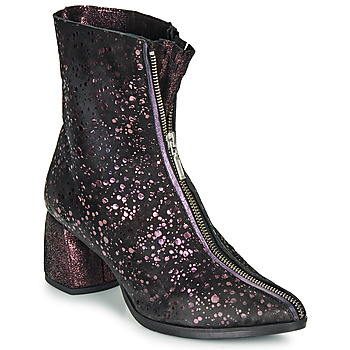 Shoes Women Ankle boots Papucei CASPER BUBBLE PURPLE Violet