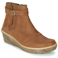Shoes Women Ankle boots El Naturalista MYTH YGGDRASIL Brown