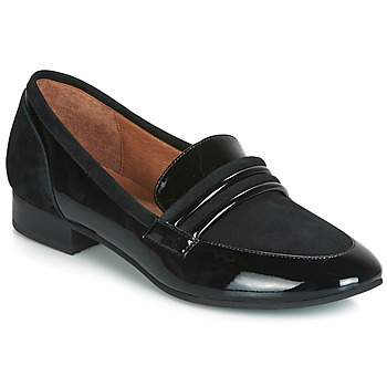 Shoes Women Loafers Mam'Zelle ZICA Black