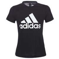 material Women short-sleeved t-shirts adidas Performance DY7734 Black