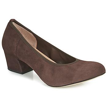 Shoes Women Court shoes Perlato 10366-CAM-NUT Brown