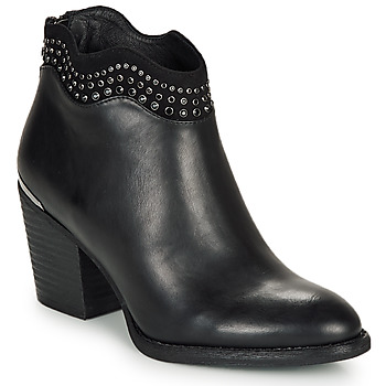 Shoes Women Ankle boots Xti GUILIA Black