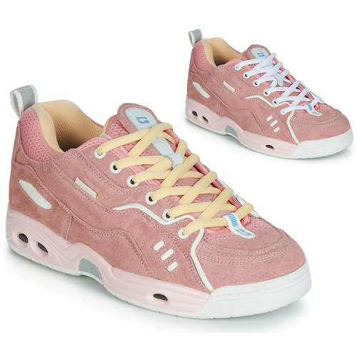 Shoes Women Low top trainers Globe CT-IV CLASSIC Pink
