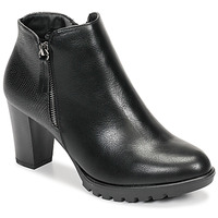 Shoes Women Low boots Moony Mood FEZILOU Black