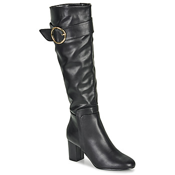 Shoes Women Boots Moony Mood FIMMINI Black