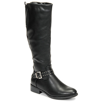 Shoes Women Boots Moony Mood FAMMINO Black