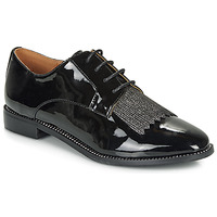 Shoes Women Derby shoes Moony Mood FLORITO Black