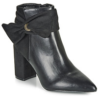 Shoes Women Ankle boots Moony Mood FALABEL Black