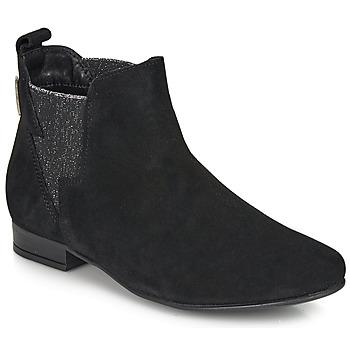 Shoes Women Mid boots Les Tropéziennes par M Belarbi PACO Black