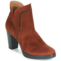 Shoes Women Ankle boots Karston VASOR Brown