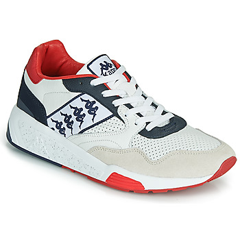 Shoes Men Low top trainers Kappa LUXOR 2 White / Red
