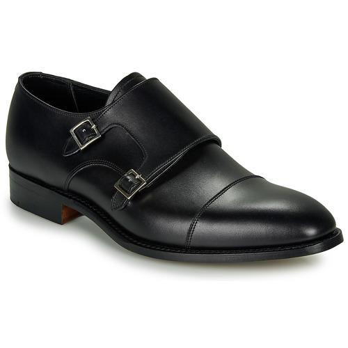 Shoes Men Brogue shoes Barker FORD Black