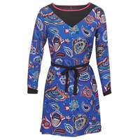 material Women Short Dresses Smash AVERI Multicolour