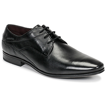 Shoes Men Derby shoes Bugatti GILES Black