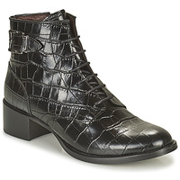 Shoes Women Mid boots Muratti ABYGAEL Black