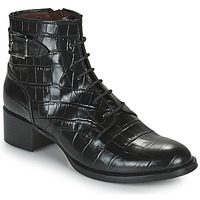 Shoes Women Mid boots Muratti RIESEL Black