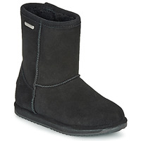 Shoes Children Mid boots EMU BRUMBY LO WATERPROOF Black