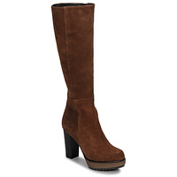 Shoes Women Boots Sweet Lemon SICORA Cognac