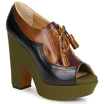 Shoes Women Court shoes Rochas SHEZAN Multicoloured
