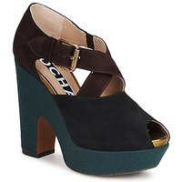 Shoes Women Court shoes Rochas NINFEA Brown / Blue