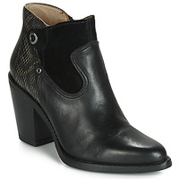 Shoes Women Ankle boots Casta JAZZA Black