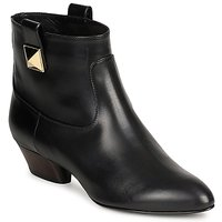 Shoes Women Ankle boots Marc Jacobs MJ19102 Black