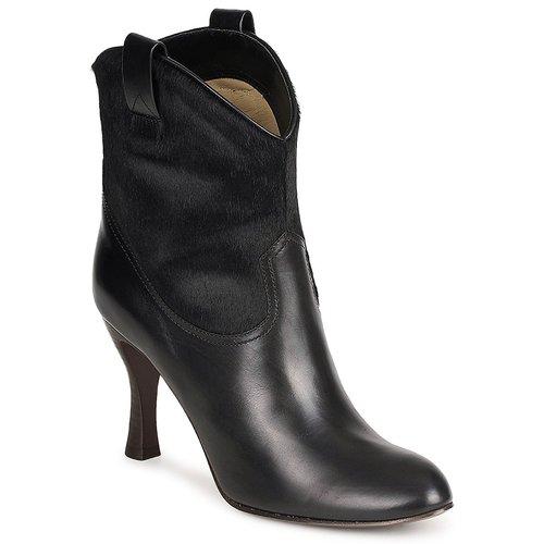Shoes Women Ankle boots Marc Jacobs MJ19064 Black