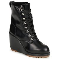 Shoes Women Ankle boots Marc Jacobs MJ19142 Black