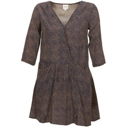 material Women Short Dresses Petite Mendigote CELESTINE MARINE
