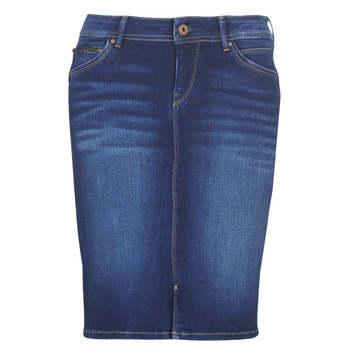 material Women Skirts Pepe jeans TAYLOR Blue / Medium