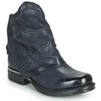 Shoes Women Mid boots Airstep / A.S.98 SAINT METAL Blue