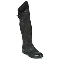 Shoes Women Boots Airstep / A.S.98 VERTI HIGH Black