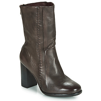 Shoes Women Ankle boots Airstep / A.S.98 FRESH ZIP Grey / Dark