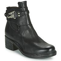 Shoes Women Mid boots Airstep / A.S.98 NOVA 17 CHELS Black