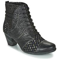 Shoes Women Ankle boots Remonte Dorndorf D8786-06 Black