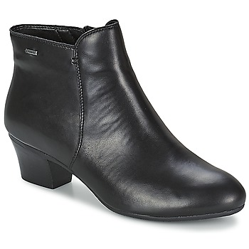 Shoes Women Ankle boots Clarks MELANIE SU GTX Black