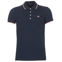 material Men short-sleeved polo shirts Diesel T RANDY NEW Marine