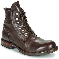 Shoes Men Mid boots Moma CUSNA EBANO Brown